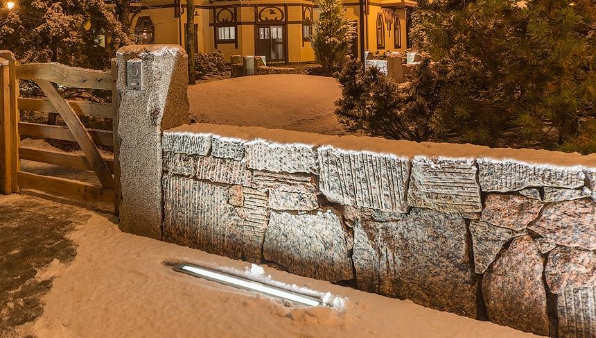 Подпорные стенки в СПб